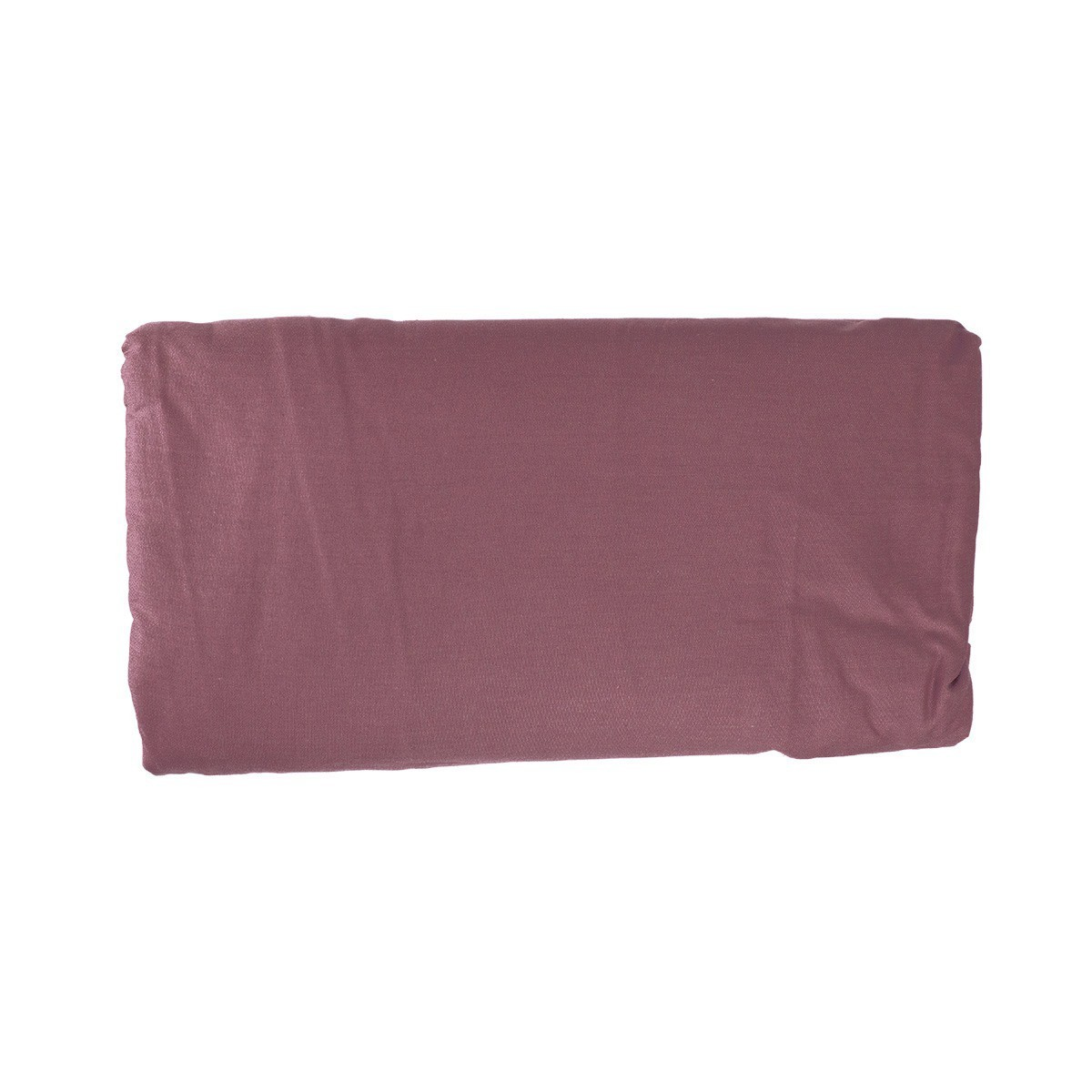 drap housse 90x190 percale 78 fils bonnet de 25cm violet les douces nuits de ma linge de maison. Black Bedroom Furniture Sets. Home Design Ideas