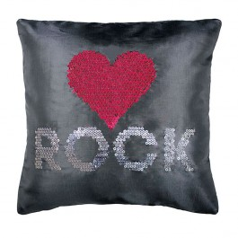 Coussin I love Rock