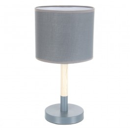 Lampe naturelle scandinave grise