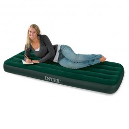 Matelas gonflable 1 place Intex