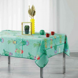 Nappe rectangulaire 150x240 cm antitache Hearty