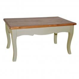 Table basse charme 2 taupe