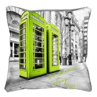 Coussin cabine anis