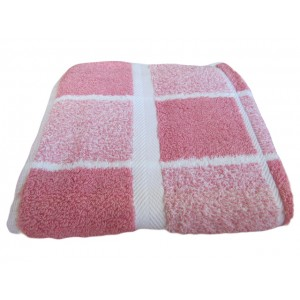 Serviette Toilette CS222 50X100 ROSE