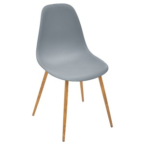 Chaise scandinave Taho gris