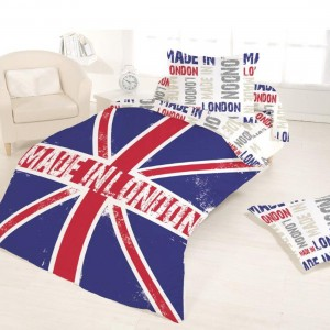 Housse de couette Made in London