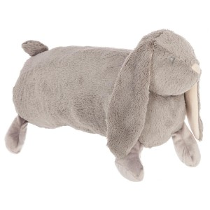 Coussin long lapin