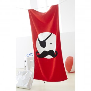 Serviette de plage Mr Pirate