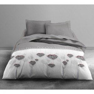 Couette imprimée Today Home Sweet 220x240 polyester