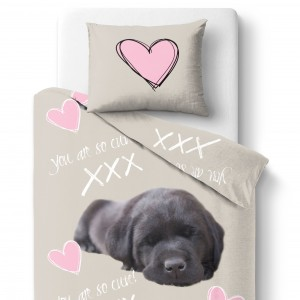 Housse de couette So cute le labrador