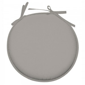 Galette de chaise Ronde 100% polyester Nelson Lin