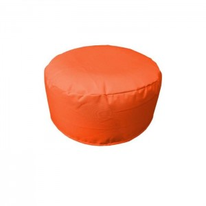 Pouf gonflable Ø55cm Garden orange