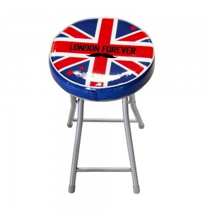 Tabouret pliable London Forever