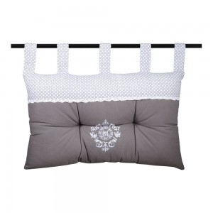 coussins de t te de lit les douces nuits de ma linge de maison. Black Bedroom Furniture Sets. Home Design Ideas