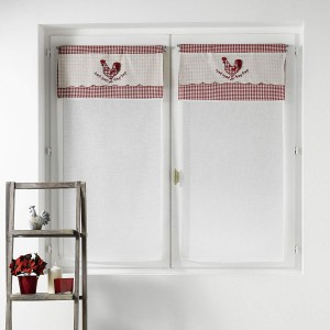 Store droit 60x150cm PATTY ROUGE