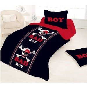 housse de couette lit enfant star people les douces nuits de ma linge de maison. Black Bedroom Furniture Sets. Home Design Ideas