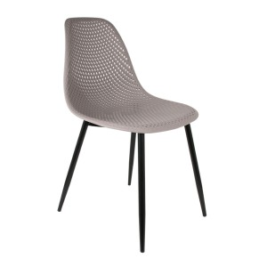 Chaise Hans taupe