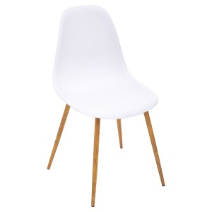 Chaise scandinave Taho blanc
