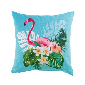 Coussin 40x40 Exotic Life coton