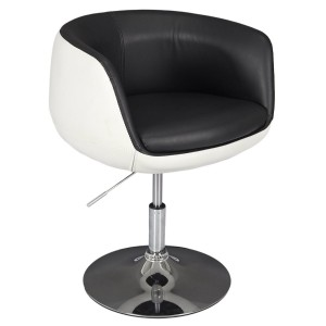 Fauteuil Tommy bicolore