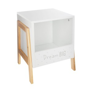 Rangement casier Dream Big blanc