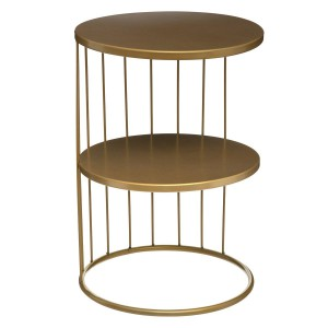 Table d'appoint Gold Kobu