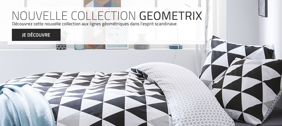 Nouvelle collection GEOMETRIX Scandinave