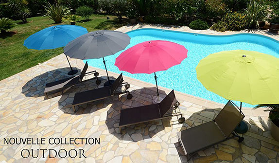 Nouvelle collection outdoor