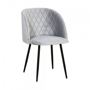 Chaise scandinave patchwork