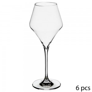 Lot de 6 verres à vin Clarillo 27cl