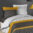 Housse de couette 220x240 + 2 taies Chic Night